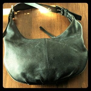 Genuine Leather Banana republic hobo purse